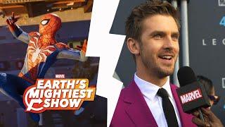 Download FX's Legion, Marvel's Spider-Man, & Zach Braff Gets A Surprise on Earth's Mightiest Show Video