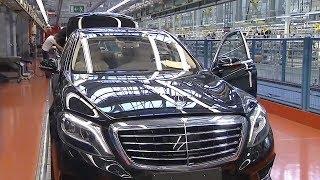Download Так собирают Ваш Mercedes-Benz S класс и GL класс Video