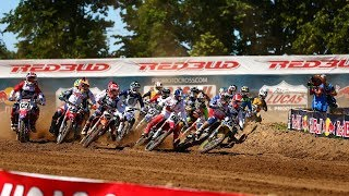 Download 2018 Red Bull RedBud National race highlights Video
