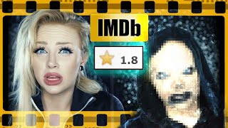 Download Reviewing the WORST RATED Horror Movie on IMDB Video