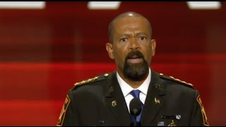Download FULL SPEECH: Sheriff David A. Clarke Jr. Republican National Convention Video