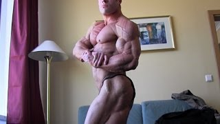 Download Roman Fritz - Interview and Posing 1 day prior to Amateur Olympia Prague 2014 Video