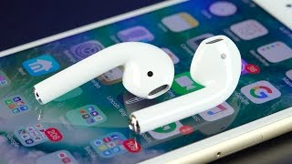 Download Apple AirPods: Unboxing & Review Video