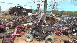 Download HUGE Lot of Abandoned Cars, Trucks, ATVs, Buses, Vans, & More! Video