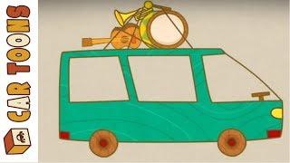 Download Car Toons full episodes. Trucks & cars for kids. Video