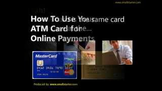 Download How To Use Your ATM Card for Online Payments Video
