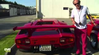Download Lamborghini V12 timeline Video