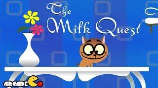 Download Milk Quest Walkthrough All Levels HD Video