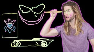 Download How Deadly Is the Joker's Magic Pencil Trick? (Because Science w/ Kyle Hill) Video