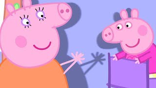 Download Peppa Pig English Episodes | Peppa Pig's Shadow #PeppaPig Video