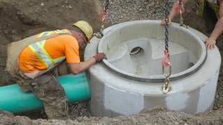 Download Manhole installation Video