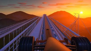 Download Building a Roller Coaster that literally just kills you in Planet Coaster Video