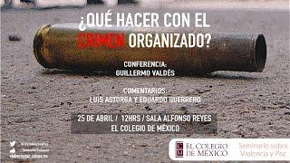 Download Seminario sobre Violencia y Paz ¿Qué hacer con el crimen organizado? Video