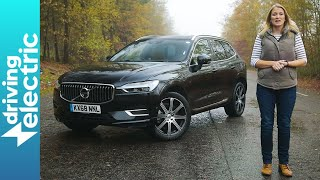 Download Volvo XC60 T8 Twin Engine review –DrivingElectric Video