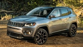 Download 2017 Jeep Compass Limited - Drive and Design Video