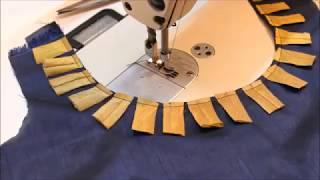 Download Kurta Fancy Neckline & Salwar Cutting And Stitching (DIY) Video