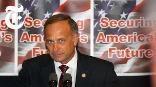 Download Before Trump's Identity Politics, There Was Steve King | NYT News Video
