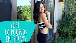 Download LOSE 10 POUNDS IN 3 DAYS! Video
