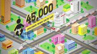 Download Urban Migration in China - Infographic Animation Video