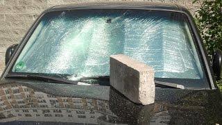 Download Машину разбили кирпичем или поцарапали? Как возместить ущерб? Video