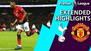 Download Tottenham v. Man United | PREMIER LEAGUE EXTENDED HIGHLIGHTS | 1/13/19 | NBC Sports Video