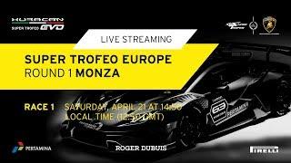 Download Lamborghini Super Trofeo Europe 2018 - Monza - Race 1 Video