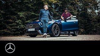 Download JP Kraemer und Matthias Malmedie: das Mercedes-AMG GT 63 S 4MATIC+ 4-Türer Coupé im Test Video