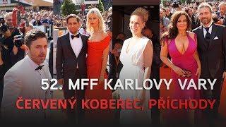 Download Červený koberec, Příchody, Hvězdy na 52. MFF Karlovy Vary Video