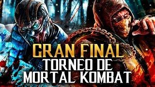 Download GRAN FINAL TORNEO DE MORTAL KOMBAT X Video
