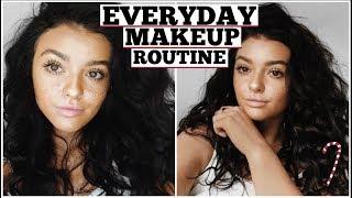 Download WINTER GRWM! My Everyday Makeup | Vlogmas 18 Video