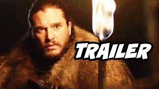 Download Game Of Thrones Season 8 Trailer Breakdown and Easter Eggs Video