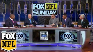 Download FOX NFL Sunday responds to President Trump's comments on NFL protests | FOX NFL Video