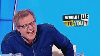Download Miles Smiles and Guffaws - Miles Jupp on Would I Lie to You? [HD] [CC] Video