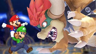 Download All Bosses in Super Smash Bros Ultimate - 2 Player Co-Op Video