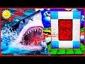 Download Minecraft JAWS - How to Make a Portal to the KILLER SHARK Video