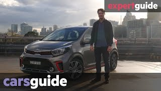 Download Kia Picanto GT-Line 2018 review: Top 5 reasons to buy Video
