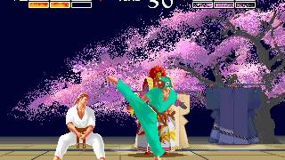 Download Arcade Longplay [592] The Karate Tournament Video