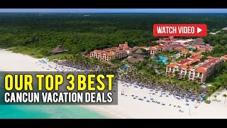 Download Top 3 Cancun Deals Of The Week Video