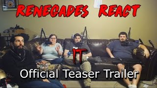 Download Renegades React to... IT Official Teaser Trailer Video