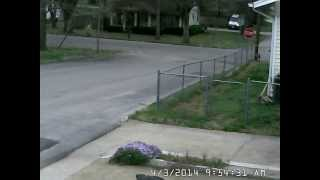 Download Sometimes Security Cameras catch a gem! Video