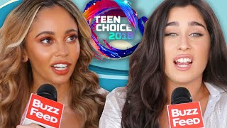 Download Celebs Play Would You Rather At The Teen Choice Awards Video