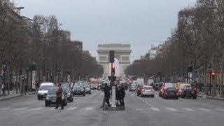 Download Champs-Élysées, Paris, France Video