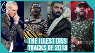 Download The Illest Diss Tracks of 2018 Video