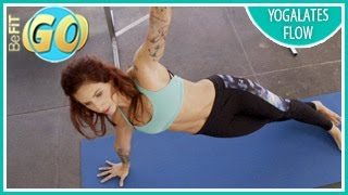 Download Yogalates Flow Workout: 10 Min- BeFiT GO Video