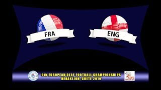 Download ΓΑΛΛΙΑ - ΑΓΓΛΙΑ / FRANCE - ENGLAND (EDFC2019, GROUP D) Video