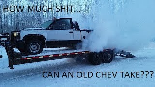 Download ARE CLAPPED OUT 350 CHEVYS G-DALE TOUGH??? Video