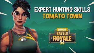 Download Expert Hunting Skills Tomato Town!! - Fortnite Battle Royale Gameplay - Ninja Video