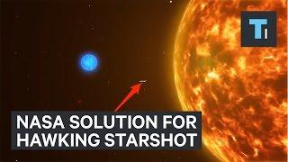 Download NASA solution for Stephen Hawking's Breakthrough StarShot Video