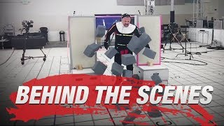 Download Friday the 13th: The Game - Behind the Scenes of the Motion Capture Shoot Video