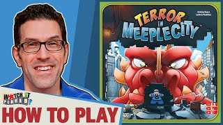 Download Rampage - Terror In Meeple City - How To Play Video